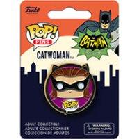DC Comics Batman Classic 1966 Catwoman Pop! Pin