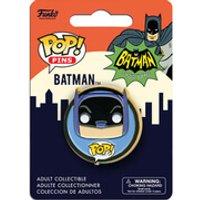 DC Comics Classic 1966 Batman Pop! Pin