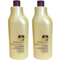 Pureology Perfect 4 Platinum Shampoo and Conditioner (1000ml)