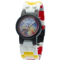 LEGO City Fireman Watch