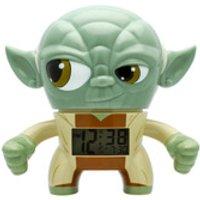 BulbBotz Star Wars Yoda Clock - Yoda Gifts