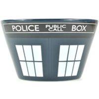 Doctor Who Tardis Bowl