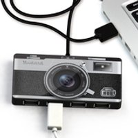 Superhubs Camera 4 Point USB Hub