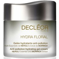 DECLOR Hydra Floral Moisturising Gel Anti-Pollution 50ml