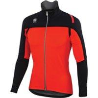 Fiandre Extreme Neoshell Short Sleeve Jersey - Red/Black - M - Red/Black