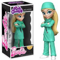 Barbie 1973 Surgeon Rock Candy Vinyl Figure