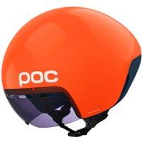 POC Cerebel Helmet - Zink Orange - Medium (54-60cm)