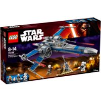 LEGO Star Wars: Resistance X-Wing Fighter (75149) - Lego Gifts