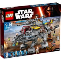 LEGO Star Wars: Captain Rex's AT-TE (75157) - Star Wars Gifts