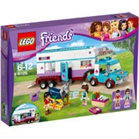 LEGO Friends: Horse Vet Trailer (41125) - Lego Friends Gifts