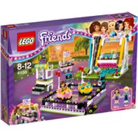 LEGO Friends: Amusement Park Bumper Cars (41133) - Lego Friends Gifts