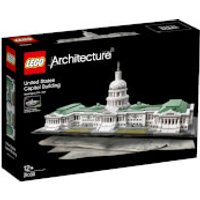 LEGO Architecture: United States Capitol Building (21030) - Architecture Gifts