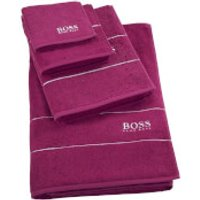 Hugo BOSS Plain Towel Range - Azalea - Bath Sheet - Pink