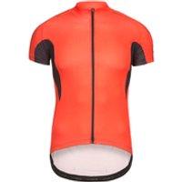 Look Pulse Short Sleeve Jersey - Red/Black - M