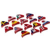 Prologo World Flag Clip - Great Britain
