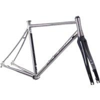 Kinesis Racelight Granfondo V3 Titanium Frameset - 63cm - Titanium