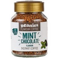 Beanies Mint Chocolate Flavour Instant Coffee