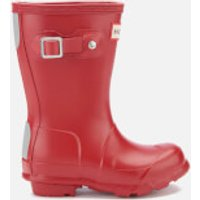 Hunter Toddlers Original Wellies - Military Red - UK 7 Toddler - Red