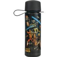 Star Wars Rebels Drinking Bottle - Black - Star Wars Gifts