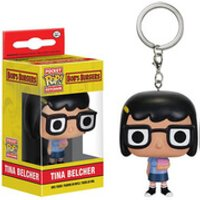 Bobs Burgers Tina Pocket Pop! Vinyl Figure Key Chain
