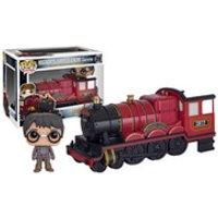 Harry Potter Hogwarts Express Engine Vehicle with Harry Potter Pop! Vinyl Figure - Harry Potter Gifts
