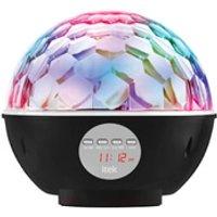 Itek Bluetooth Disco Ball Speaker - Black