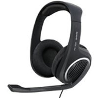 Sennheiser PC 320 Open Over-Ear Gaming Headset with Noise Cancelling Mic - Black - Pc Gifts
