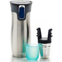 Contigo Tea Infuser for Westloop Travel Mugs - Stainless Steel