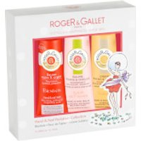 Roger&Gallet Hand & Nail Hydration Collection 3 x 30ml