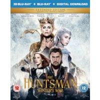 The Huntsman: Winter's War 3D (Includes UltraViolet Copy)
