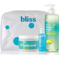bliss Zest-Selling Summer Set (Worth 53.50)