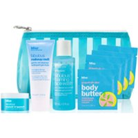 bliss Fabulous Travel Essentials Set (Worth 26.00)