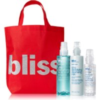 bliss Summer Skin Detox Kit (Worth 57.00)