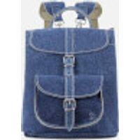 Grafea Womens Denim Small Backpack - Denim