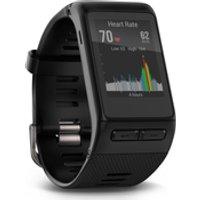 Garmin Vivoactive HR GPS Smart Watch - X-Large - Black