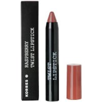 KORRES Natural Raspberry Twist Lipstick 2.5g (Various Shades) - Grace