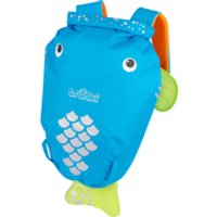 Trunki PaddlePak Tang the Tropical Fish Backpack - Medium - Blue - Tropical Fish Gifts