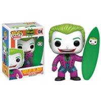 Batman Classic 1966 TV Series Surf's Up Joker Pop! Vinyl Figure - Tv Gifts