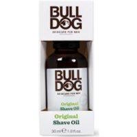 Bulldog Original Shave Oil 30ml