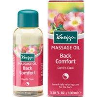Image of Kneipp Back Comfort Devil's Claw Massage Oil (100ml)