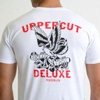 Uppercut Deluxe Men's Eagle T-Shirt - White - S - White