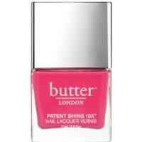 Butter London Patent Shine 10x Nail Lacquer 11ml - Flusher Blusher