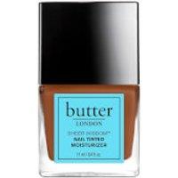 butter LONDON Sheer Wisdom Nail Tinted Moisturiser 11ml - Deep