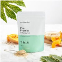 Pea Protein Powder - 1KG - Pouch - Unflavoured