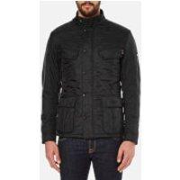 Barbour International Men's Ariel Polarquilt Jacket - Black - L - Black