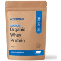 Organic Whey Protein - 500g - Pouch - Unflavoured