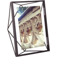 Umbra Prisma Photo Frame - Black - 5  x 7  (13 x 18cm)