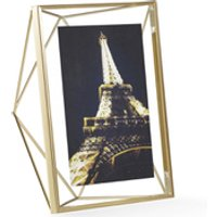 Umbra Prisma Photo Frame - Brass - 5 x 7 (13 x 18cm)