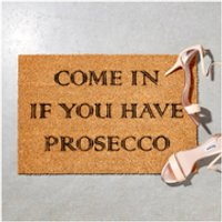 Prosecco Doormat - Prosecco Gifts
