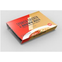 Image of Myprotein Protein Ready Meal - 6 x 380g - Spanish Chicken & Brown Rice